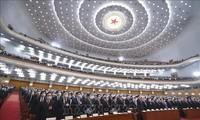 中国十三届全国人大四次会议新闻发布会