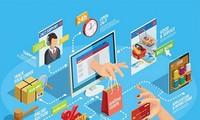 工贸部协助企业开展电子商务