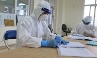 3月10日上午越南无新增新冠肺炎确诊病例