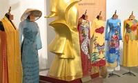 越南传统 奥黛上的越南文化遗产