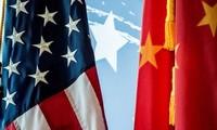 中美高层战略对话在阿拉斯加举行
