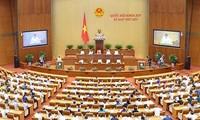 越南第十五届国会代表被推荐和自荐参选的候选人共1161人