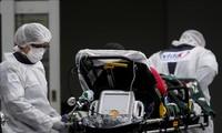 新冠肺炎大流行造成全世界270多万人死亡