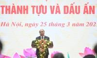 越南政府总理阮春福:政府尽一切努力服务国家和人民