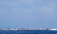 澳大利亚媒体报道中国派遣船只前往越南生存岛三头礁的新闻