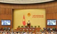 国会代表希望新一届国会继续革新创新工作