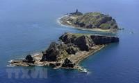 日本继续就中国海上行动表示担忧