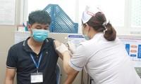 越南已有51216人接种新冠疫苗