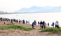 越南力争成为减少海洋污染的领先国家