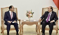 越南一向为韩国投资者在越投资经营创造便利条件