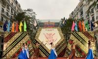 """以""""遗产春会""""为主题的第2次下龙旅游狂欢节开幕日在下龙市举行"""