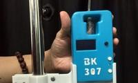 大学生研发新冠肺炎患者输液监测仪