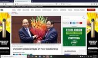 南非《比勒陀利亚新闻报》高度评价越南新领导班子