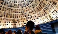 以色列举行犹太人大屠杀纪念日悼念活动