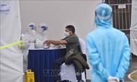 4月10日越南无新增新冠肺炎社区传播病例