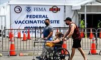全球新冠肺炎疫情继续恶化