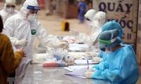 越南4月14日新增16例新冠肺炎确诊病例,均为输入性病例