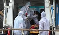 美法英宣布协助印度应对新冠肺炎疫情