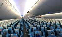 制定必要时组织航班将旅居印度越南人接回国的方案