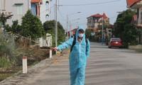 越南5月2日上午无新增新冠肺炎确诊病例