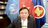 越南呼吁在新冠肺炎疫情背景下加强保护武装冲突中的儿童