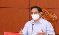 政府总理要求神速、积极和有力防控新冠肺炎疫情
