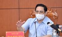 防控疫情是越南当前最高目标