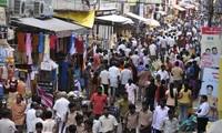 印度人口于2025年前超过中国