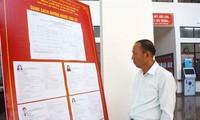 越南14个省市部分地方将提前投票