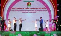 越南胡志明少先队成立80周年:照顾和建设强大的少先队