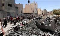 国际社会努力协助以巴达成停火协议