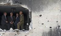 以色列与哈马斯一致同意停火