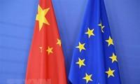 欧洲议会冻结欧中投资协定审议