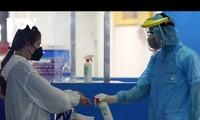 6月1日中午,越南新增50例新冠肺炎确诊病例