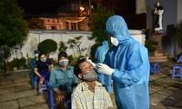越南6月2日下午新增138例新冠肺炎确诊病例
