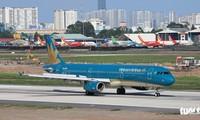 把旅美越南人送回国的十二趟班机获得许可证