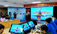 越南全国各地举行2021年夏季青年志愿者活动出征仪式