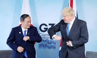 英日承诺促进合作