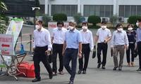 越南卫生部要求胡志明市热带疾病医院认真落实疫情防控各项工作