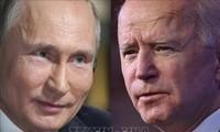 俄美领导人会晤有助于建立双边对话机制