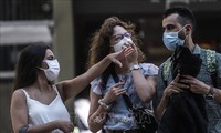 新冠肺炎大流行造成381多万人丧生