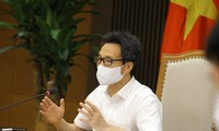 胡志明市要力争不延长社会隔离时间