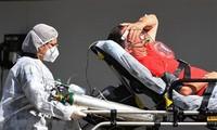 巴西成为世界新冠肺炎死亡病例第二多的国家