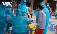 越南6月23日中午新增80例新冠肺炎确诊病例