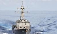 美国继续反对中国在东海的所有主权声索