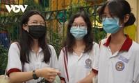 确保防疫安全,成功举行全国高中毕业考试