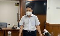 胡志明市利用闲置公寓设立临时医院