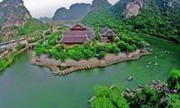 保护生态环境—宁平省面向发展可持续旅游