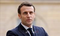  法国总统将主持8月召开的黎巴嫩问题国际会议