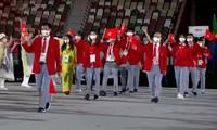 2020年东京奥运会开幕:情感的联系
